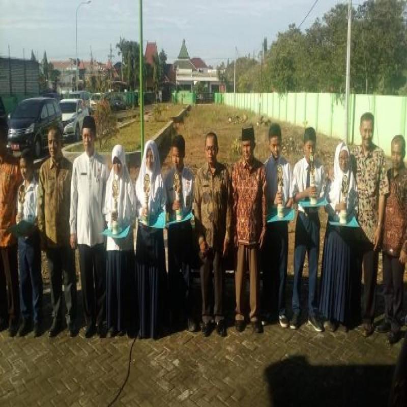 9 Siswa Berprestasi OSN-SMP/MTs Akan Dikarantina Khusus Di Malang